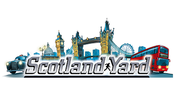 Ravensburger Game Scotland Yard Logo